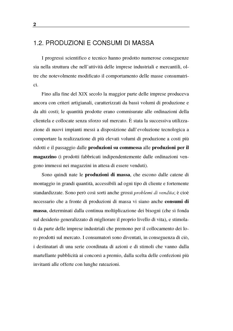 Anteprima della tesi: Il Mercato Discografico - contesto, caratteristiche e proposta di ricerca, Pagina 4