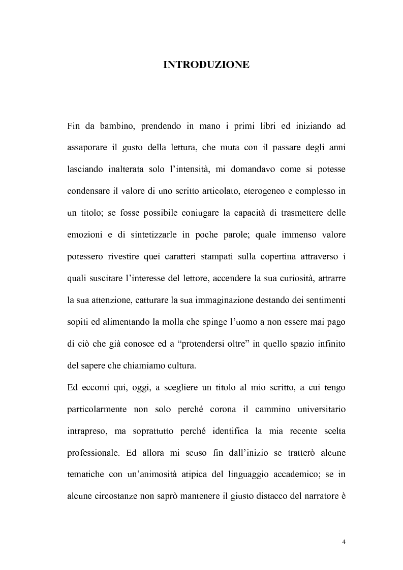 Anteprima della tesi: Il consulente di investimento: una sfida di democrazia finanziaria, Pagina 1