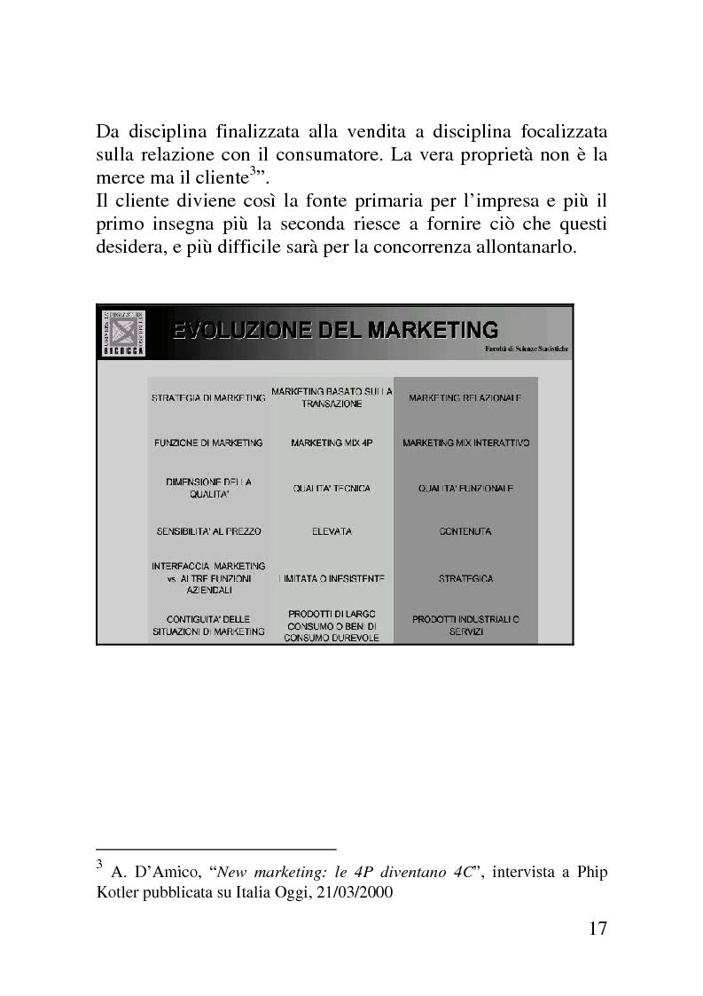 Anteprima della tesi: Il mercato delle sponsorizzazioni culturali in Italia, i casi Corriere della Sera e Vodafone, Pagina 13
