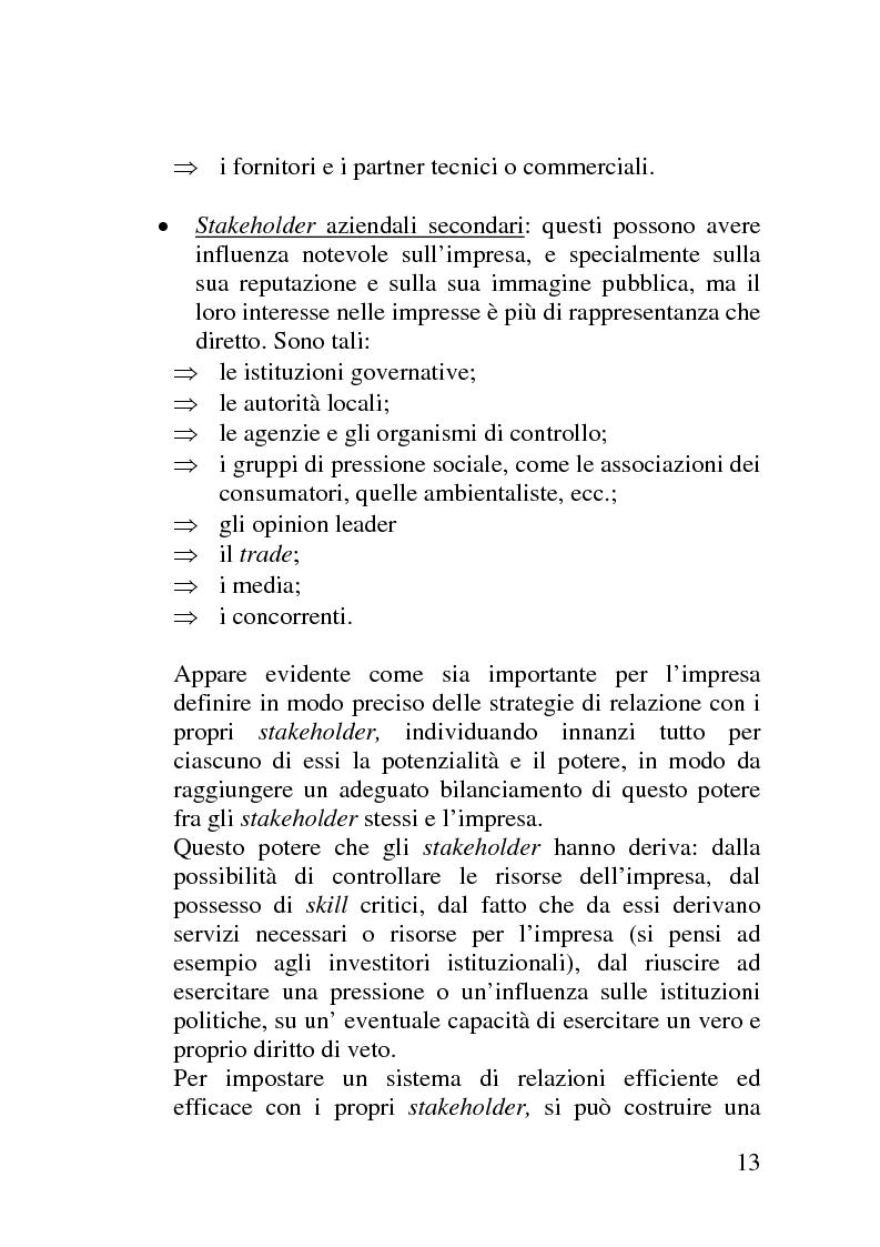 Anteprima della tesi: Il mercato delle sponsorizzazioni culturali in Italia, i casi Corriere della Sera e Vodafone, Pagina 9
