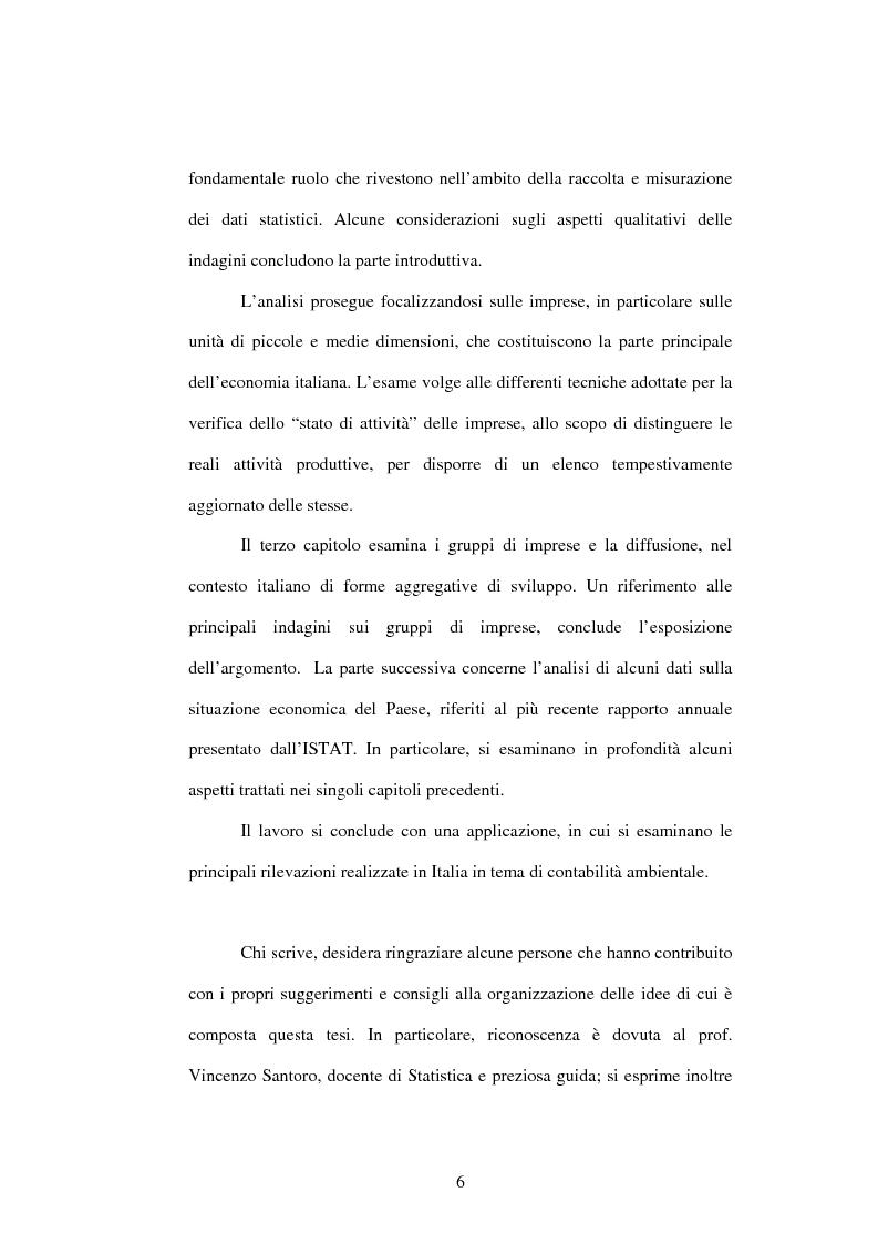 Anteprima della tesi: Dati su imprese e gruppi d'impresa: dagli archivi amministrativi alle fonti statistiche, Pagina 2