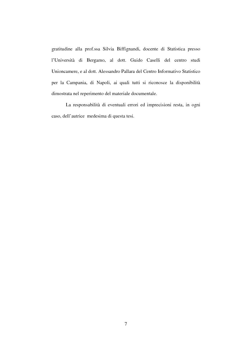 Anteprima della tesi: Dati su imprese e gruppi d'impresa: dagli archivi amministrativi alle fonti statistiche, Pagina 3