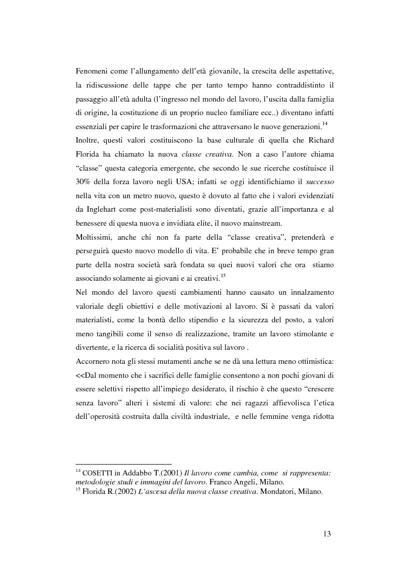 Anteprima della tesi: Gli aspetti ludici del lavoro, Pagina 10