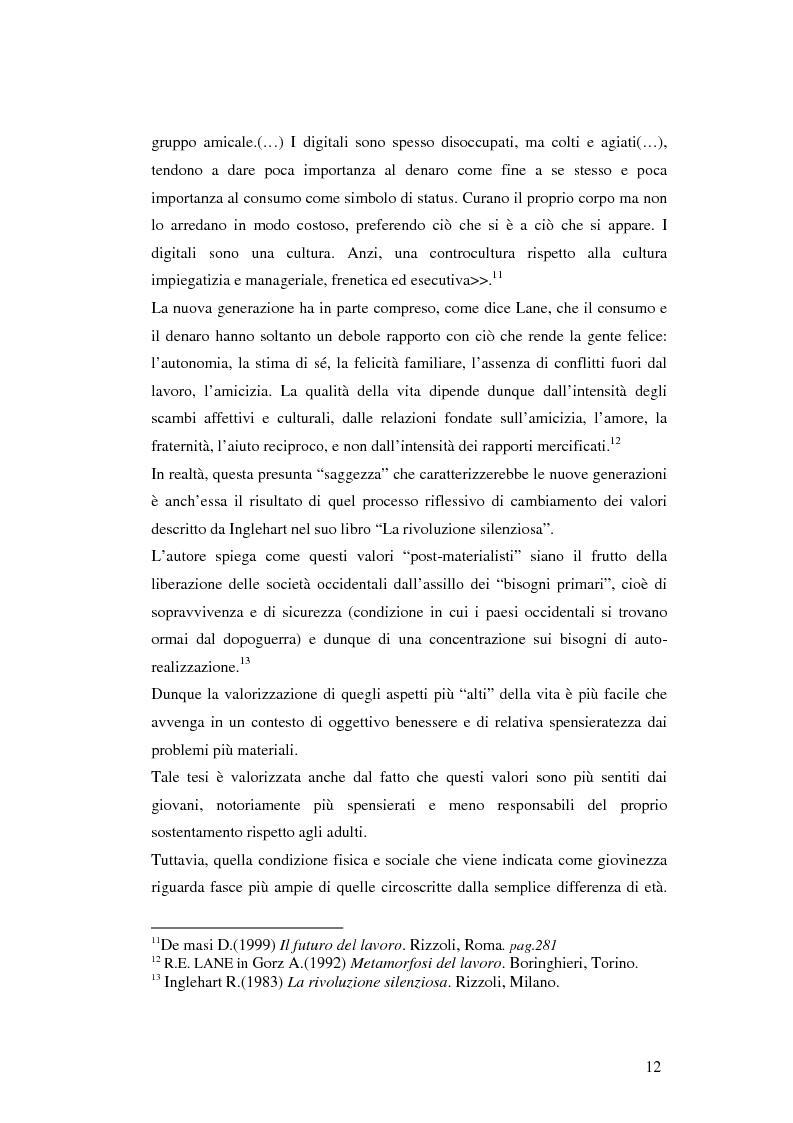 Anteprima della tesi: Gli aspetti ludici del lavoro, Pagina 9