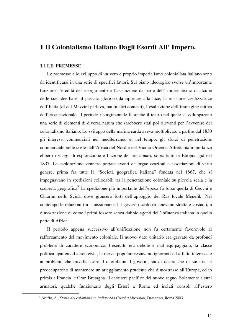 Anteprima della tesi: Terre di Islam. Italia e Francia nel mutare di un rapporto., Pagina 11