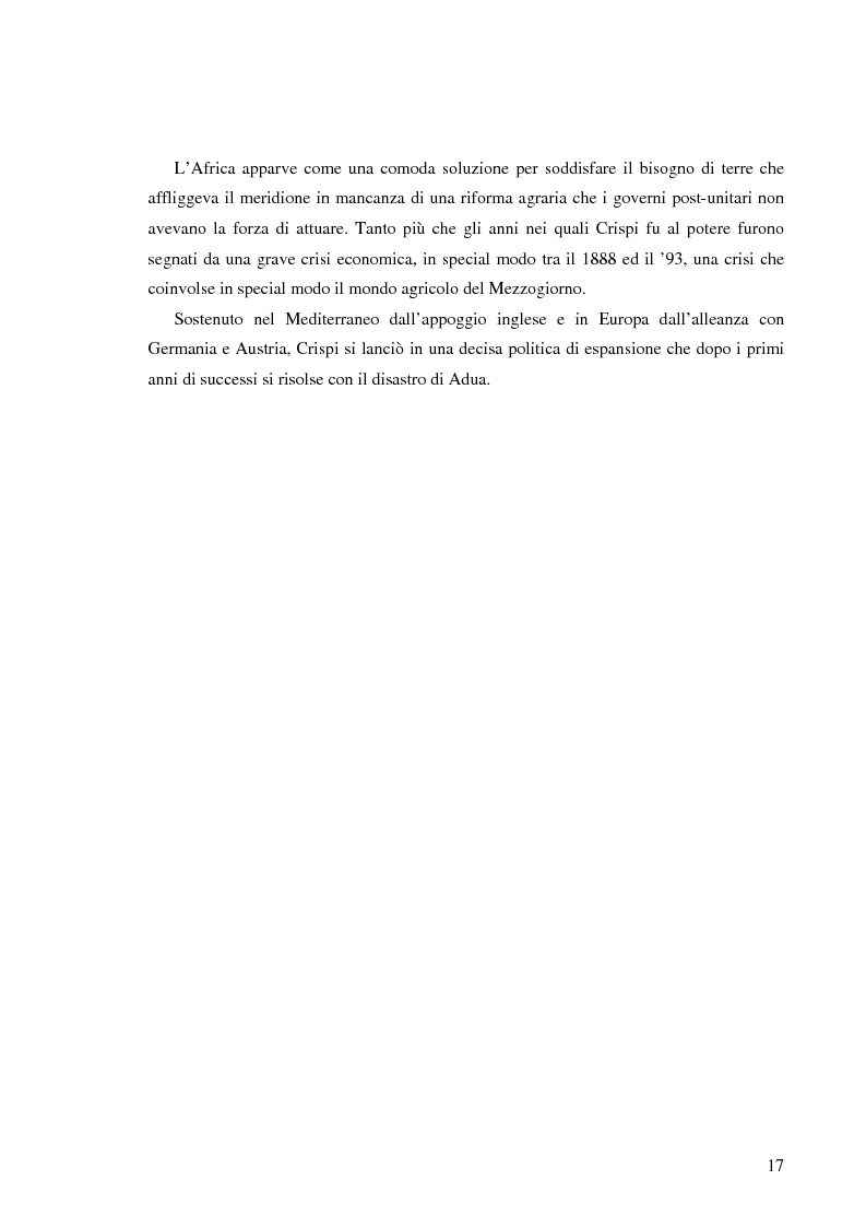 Anteprima della tesi: Terre di Islam. Italia e Francia nel mutare di un rapporto., Pagina 14