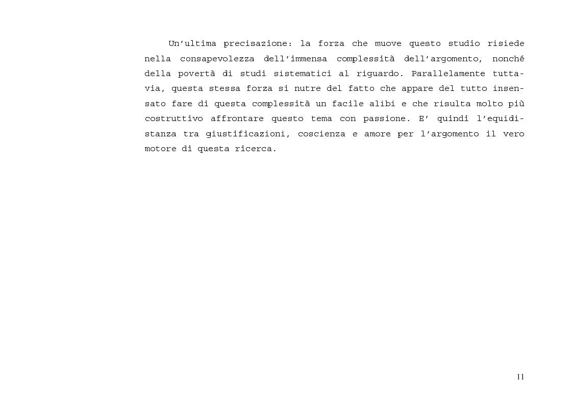 Anteprima della tesi: L'immagine sensibile e la sensibilità all'immagine. Estetica ed emozione nella fotografia di moda tra arte e business., Pagina 7