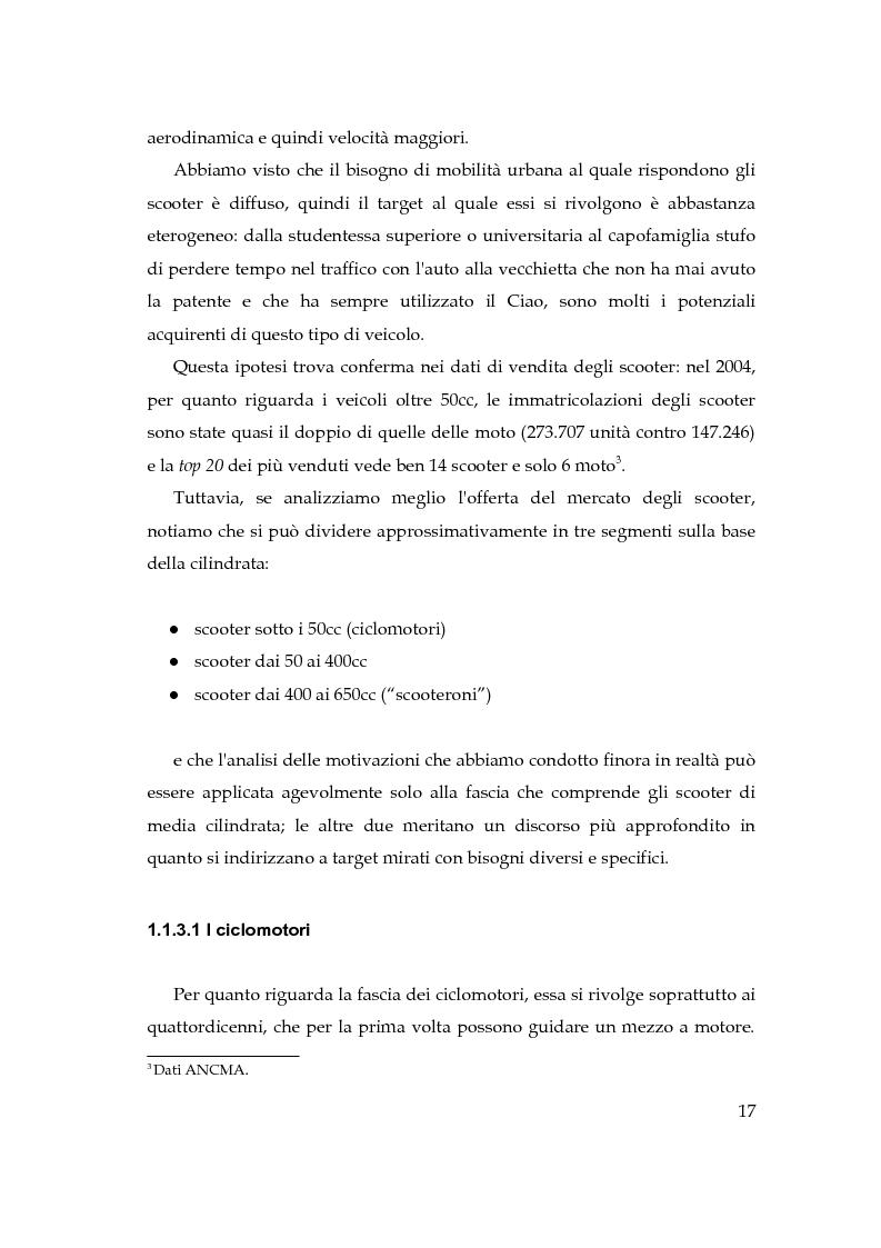 Anteprima della tesi: Il marketing tribale nel mercato motociclistico: il caso Ducati, Pagina 10
