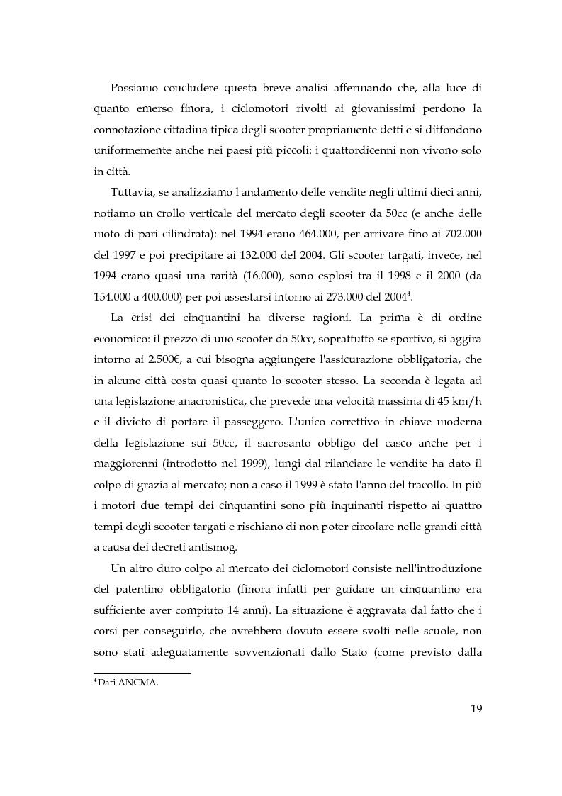 Anteprima della tesi: Il marketing tribale nel mercato motociclistico: il caso Ducati, Pagina 12