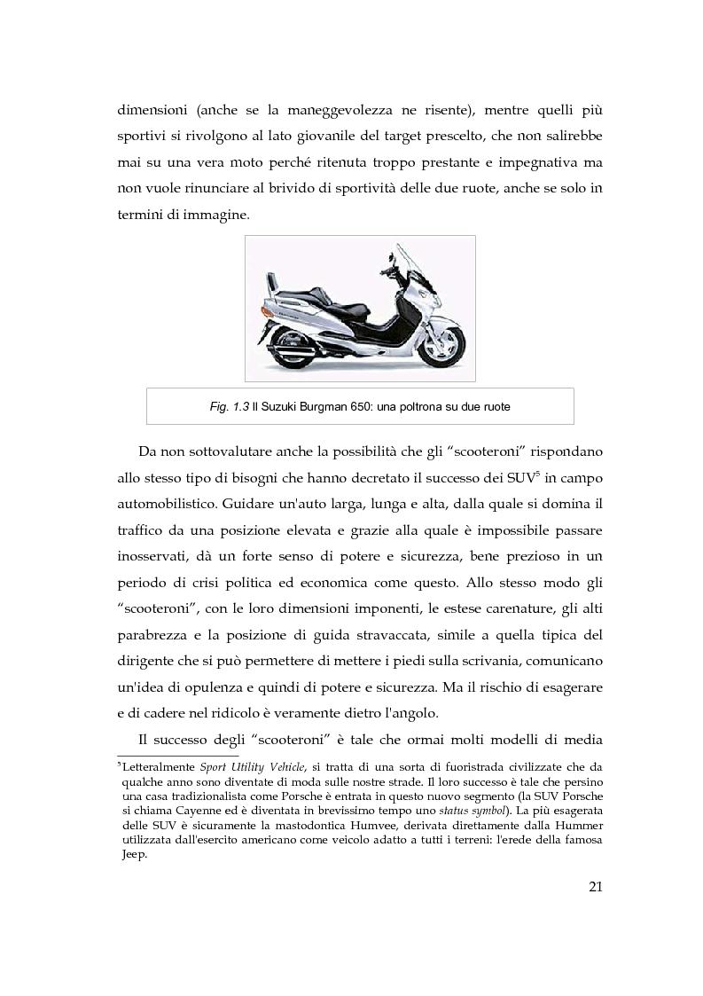 Anteprima della tesi: Il marketing tribale nel mercato motociclistico: il caso Ducati, Pagina 14