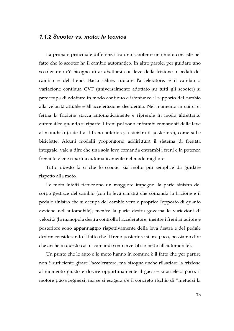 Anteprima della tesi: Il marketing tribale nel mercato motociclistico: il caso Ducati, Pagina 6
