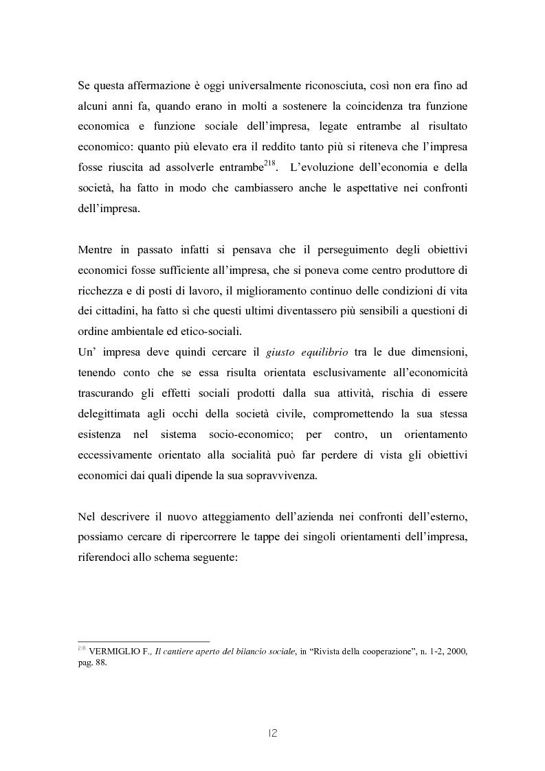 Anteprima della tesi: Nuovi profili dell'accontability degli enti locali: dal bilancio sociale al bilancio di mandato, Pagina 9