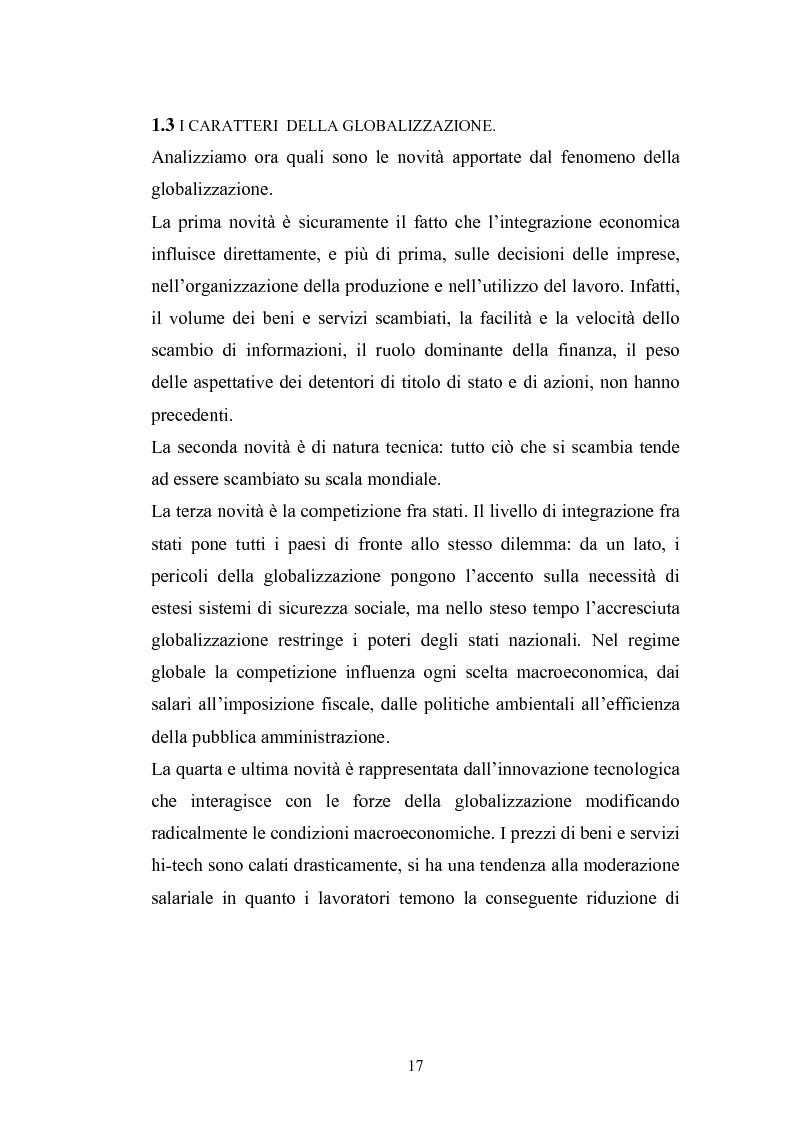 Anteprima della tesi: La tutela del consumatore nella new economy, Pagina 14