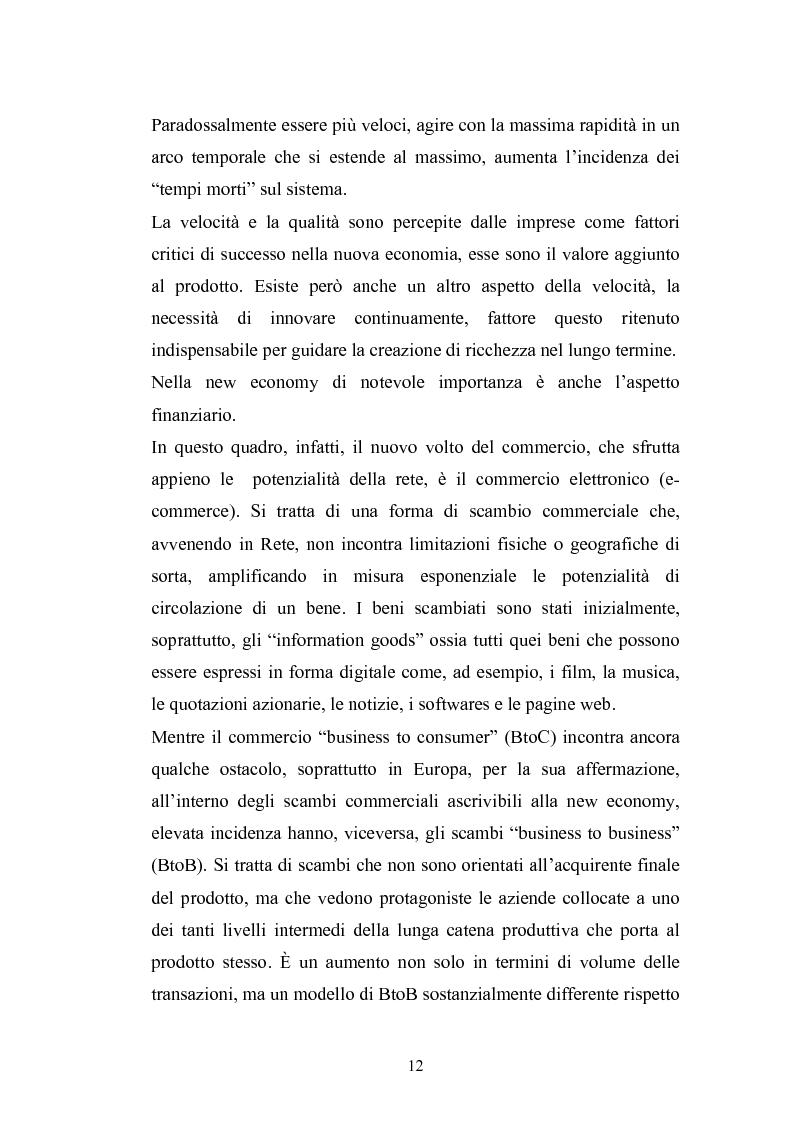 Anteprima della tesi: La tutela del consumatore nella new economy, Pagina 9