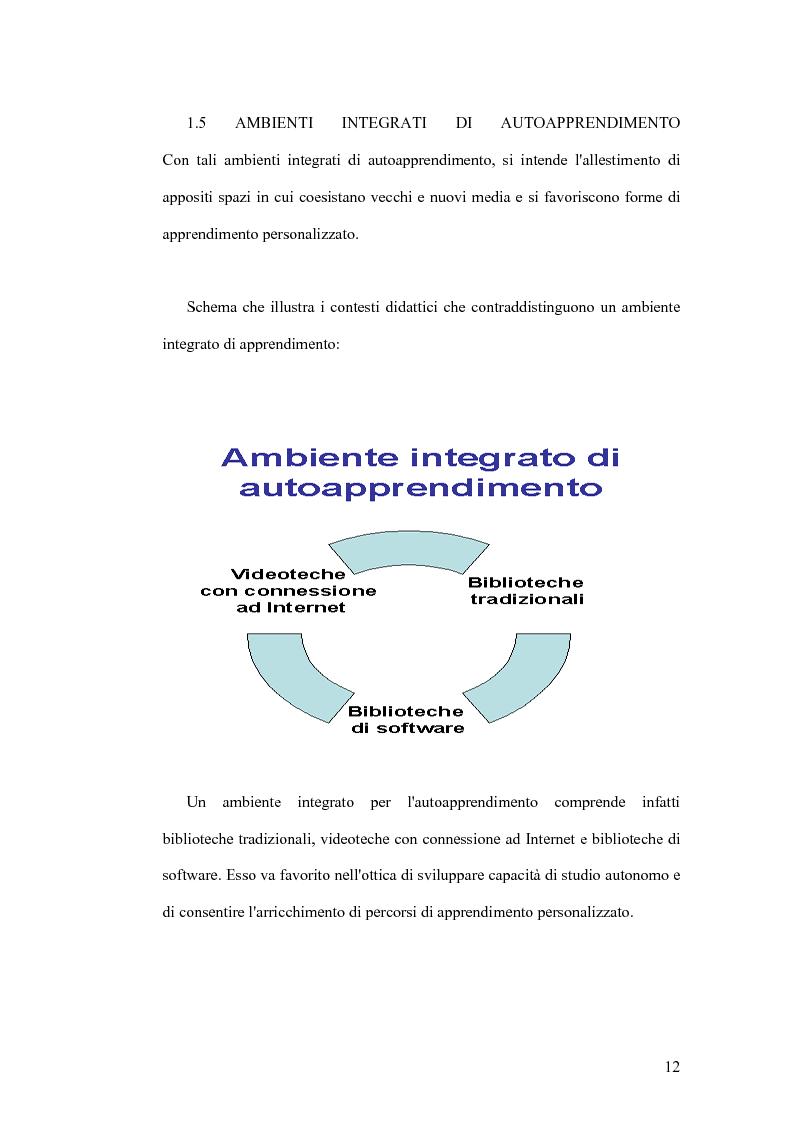Anteprima della tesi: Progettare strumenti per la formazione a distanza. Gli aspetti motivazionali nell'apprendimento mediante strumenti telemediali., Pagina 12
