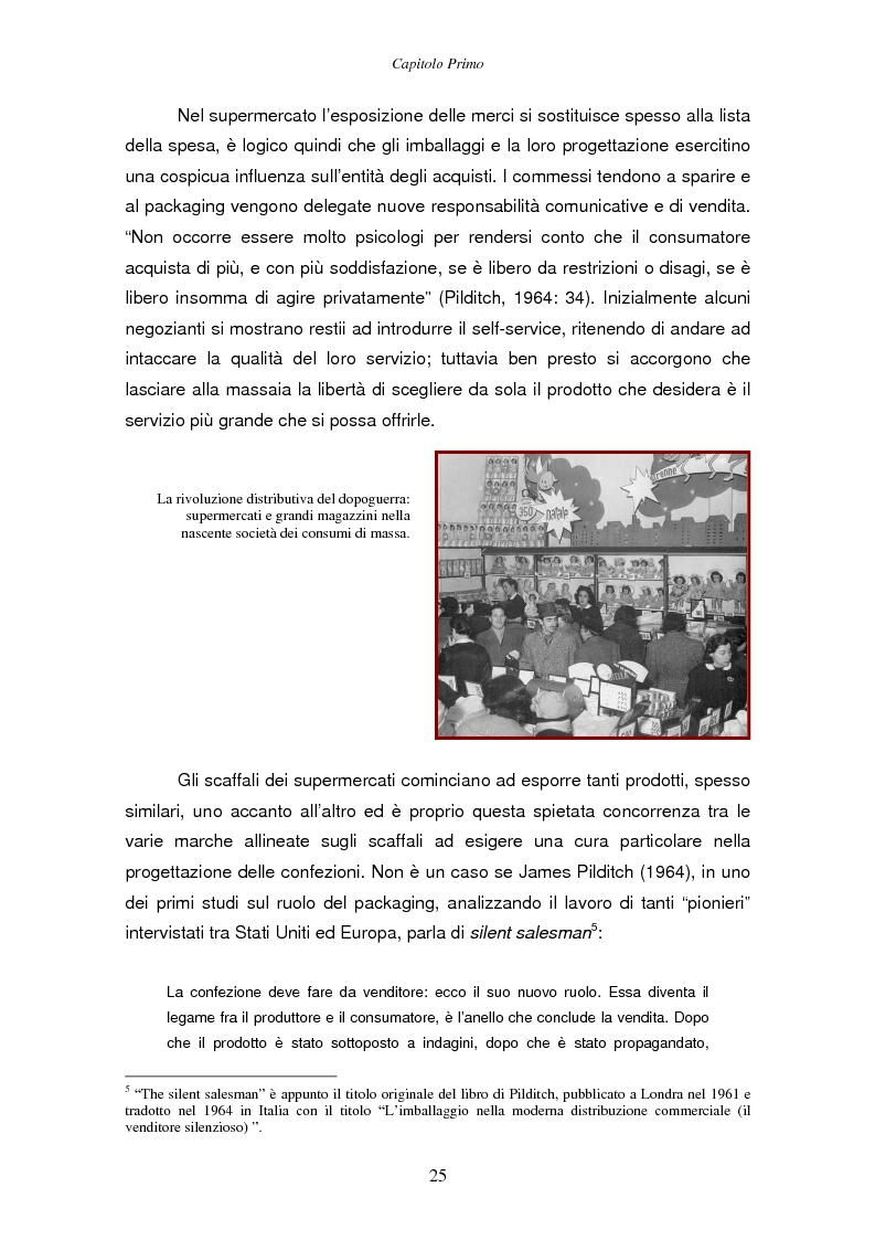 Estratto dalla tesi: Il packaging del lusso: design e strategie comunicative. Il caso Baldoria.