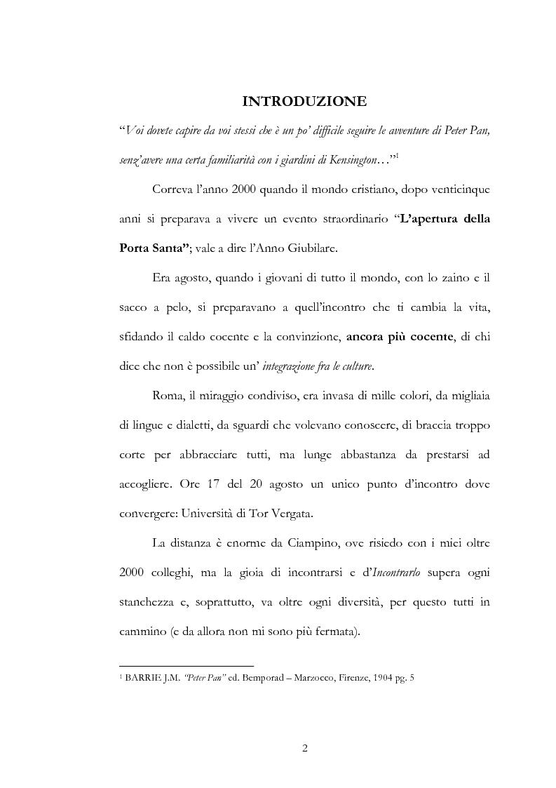 Anteprima della tesi: HIP HOP dialogo interculturale tra generazioni, Pagina 1