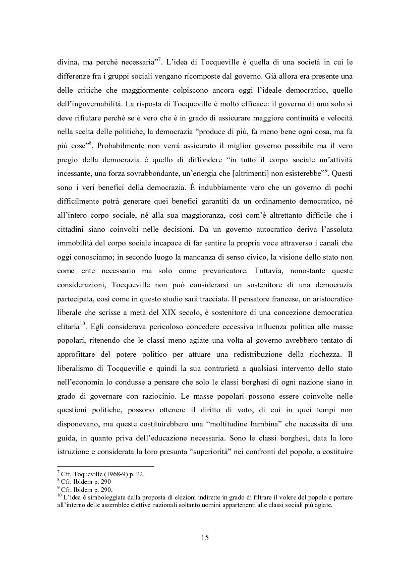Anteprima della tesi: Modelli di Mercato e Democrazia, Pagina 13