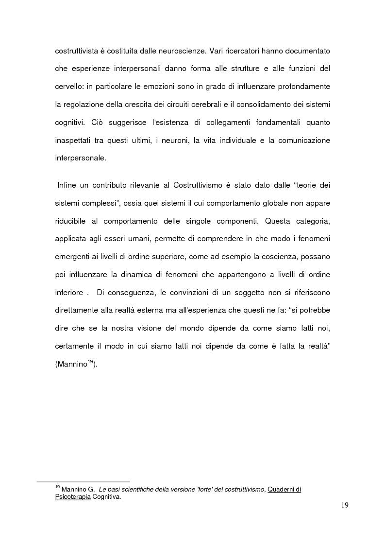 Anteprima della tesi: Costruttivismo e scienza politica: il ruolo delle idee nelle relazioni internazionali, Pagina 13