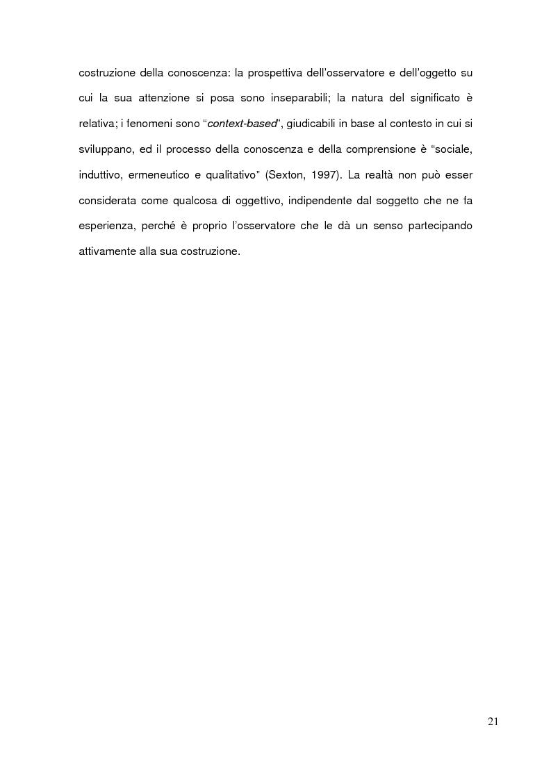 Anteprima della tesi: Costruttivismo e scienza politica: il ruolo delle idee nelle relazioni internazionali, Pagina 15