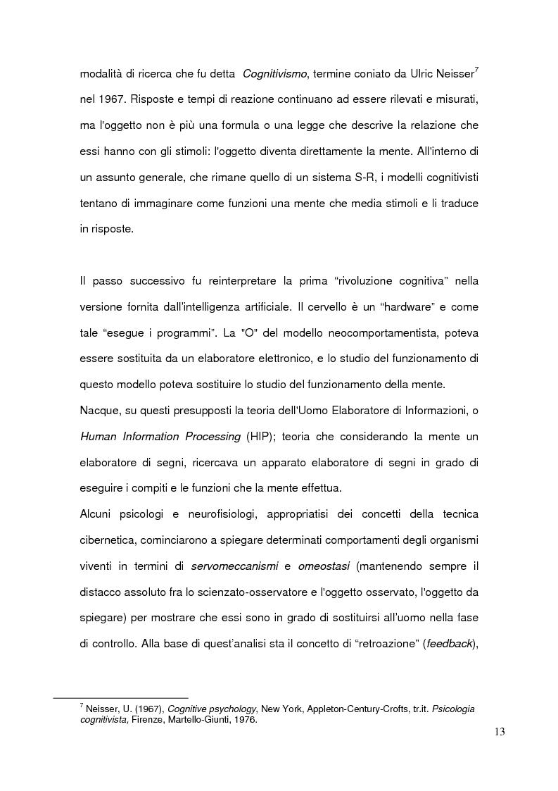 Anteprima della tesi: Costruttivismo e scienza politica: il ruolo delle idee nelle relazioni internazionali, Pagina 7