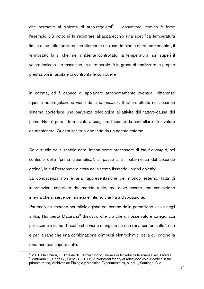 Anteprima della tesi: Costruttivismo e scienza politica: il ruolo delle idee nelle relazioni internazionali, Pagina 8