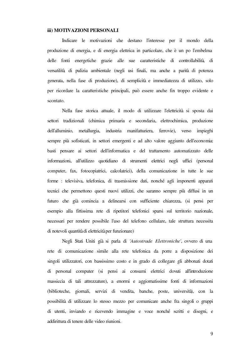 Anteprima della tesi: Metodi innovativi di pianificazione delle imprese elettriche, Pagina 9