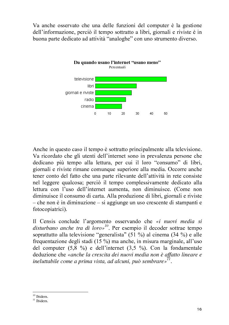 Anteprima della tesi: Il mercato editoriale ed il cinema. Il caso ''Nell'Occhio del Ciclope'', Pagina 13