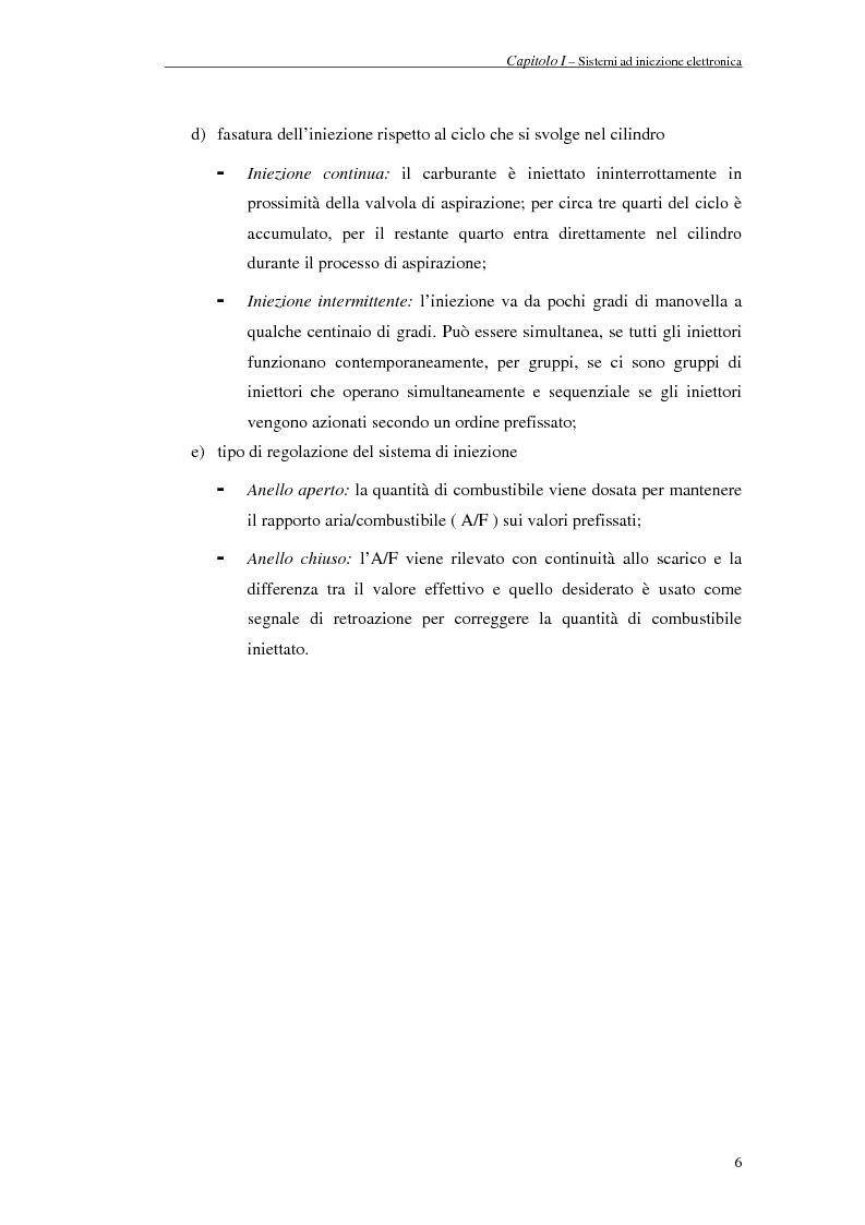 Anteprima della tesi: Ottimizzazione dei parametri di saldatura di un elettroiniettore mediante metodi DOE e FEM, Pagina 6