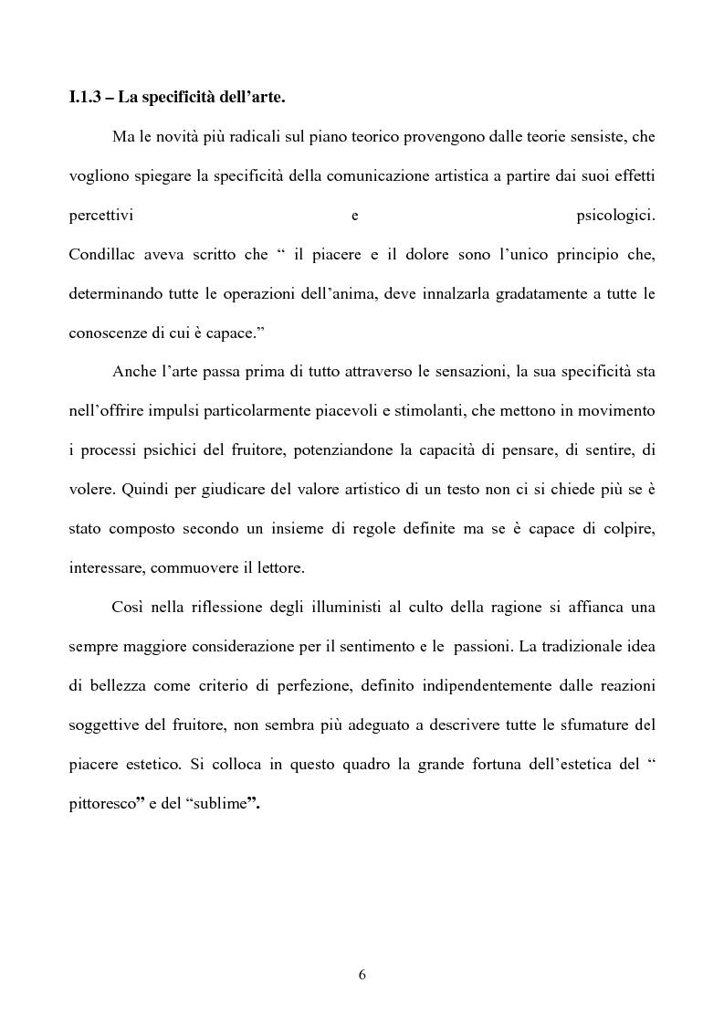 Anteprima della tesi: Analysis of beauty, Pagina 5