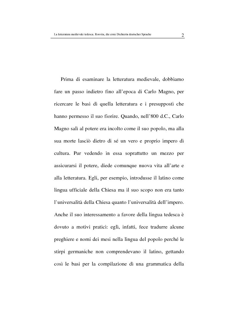Anteprima della tesi: Walther von der Vogelweide e Oswald von Wolkenstein due figure chiave del Minnesang tedesco, Pagina 5