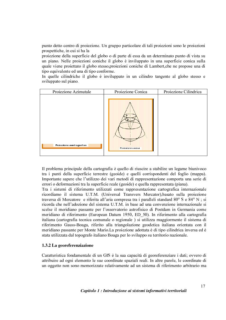 Anteprima della tesi: Realizzazione e sperimentazione di un'applicazione Web-GIS per la valutazione della vulnerabilità degli acquiferi del Parco Nazionale del Cilento e Vallo di Diano, Pagina 10