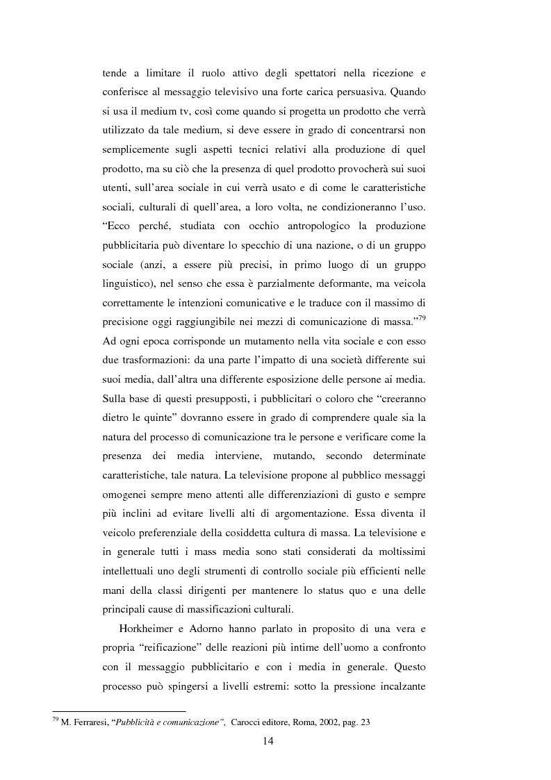 Anteprima della tesi: Comunicazione attraverso il colore, Pagina 12