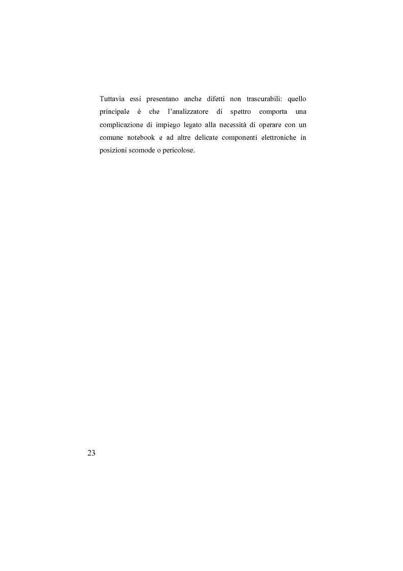 Anteprima della tesi: Studio sulla esposizione del corpo umano alle vibrazioni meccaniche: valutazione e prevenzione ai sensi della vigente normativa, Pagina 14