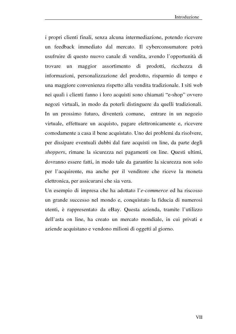 Anteprima della tesi: L'impresa in rete, la nuova frontiera del web: dalla società di massa alla net-economy, Pagina 3