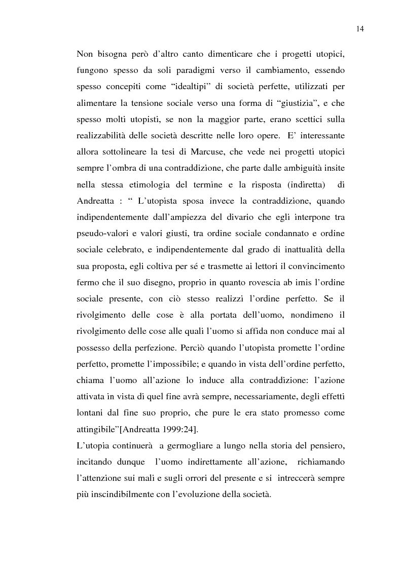 Anteprima della tesi: Le uova del serpente: cinema e antiutopia, Pagina 12