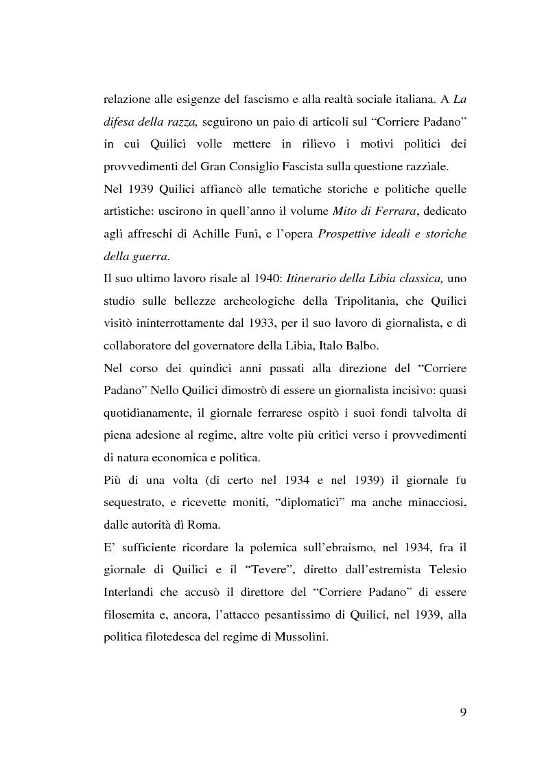 Anteprima della tesi: L'Italia tra liberalismo e fascismo, Pagina 7