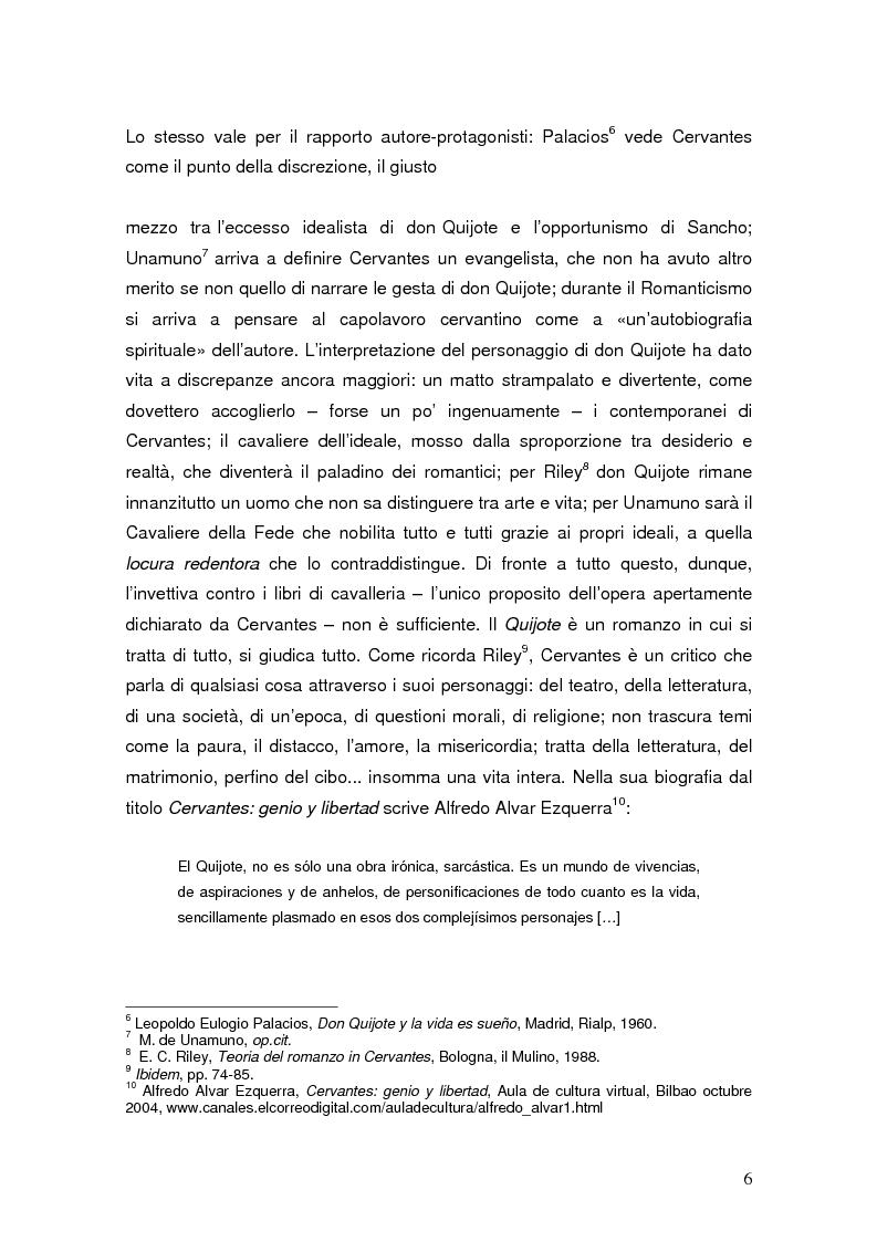 Anteprima della tesi: Cervantes: poeta del Cielo fra terra e mare, Pagina 3