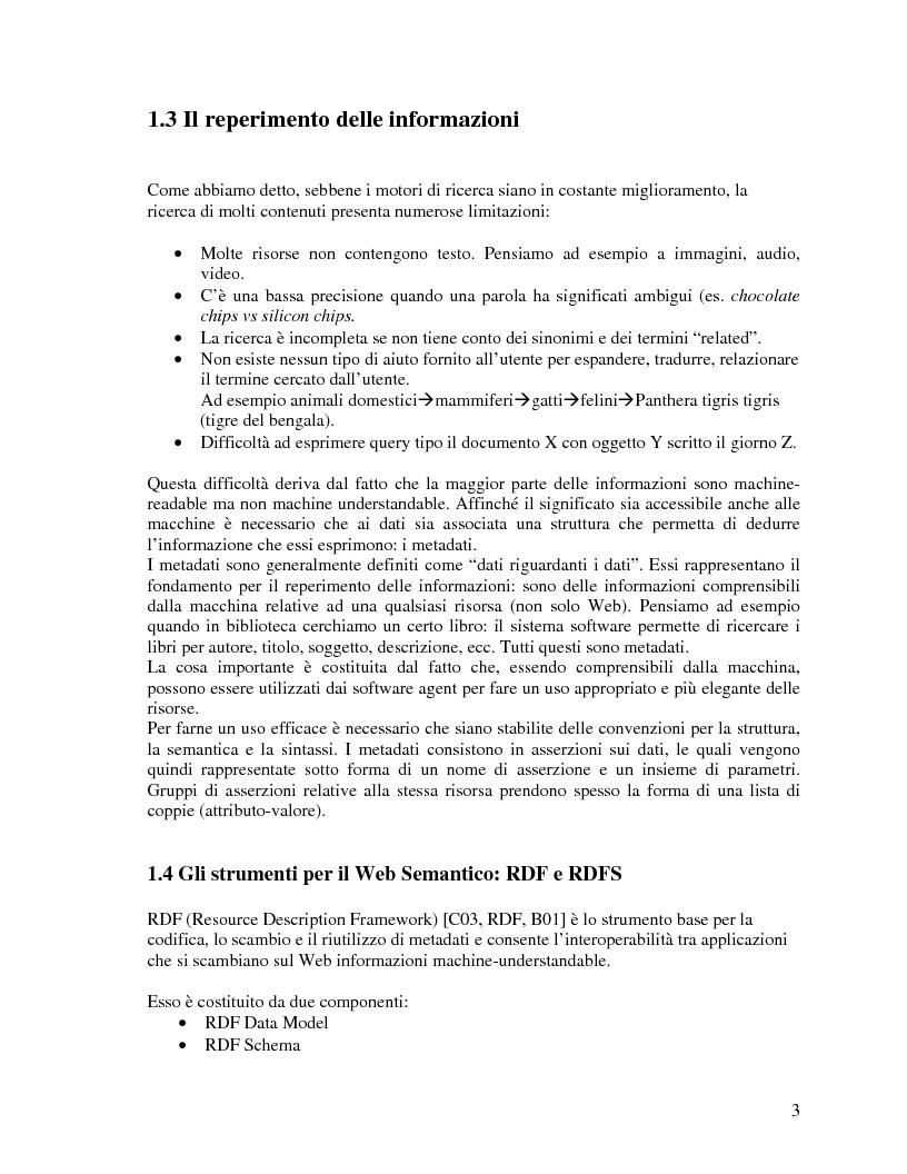 Anteprima della tesi: SKOS Un sistema per l'organizzazione della conoscenza, Pagina 3