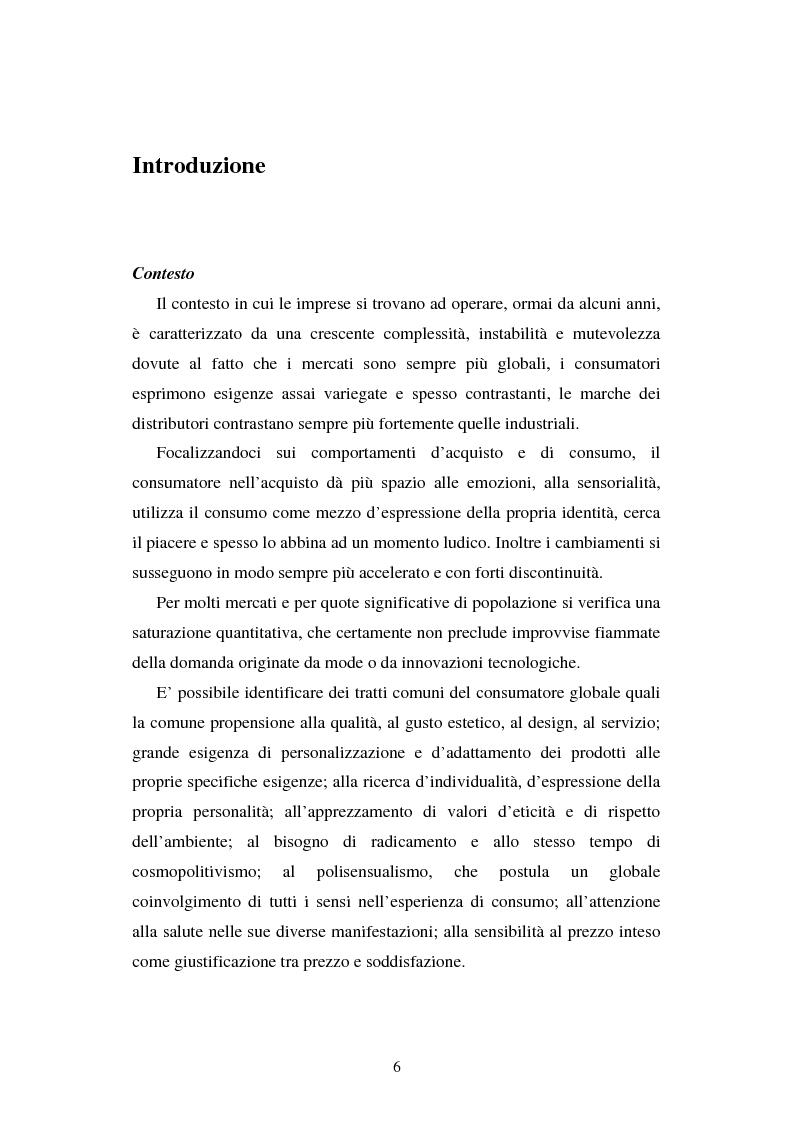 Anteprima della tesi: Text Mining e Semiometria. La stima di modelli per l'e-CRM: il caso GlamOnWeb., Pagina 1