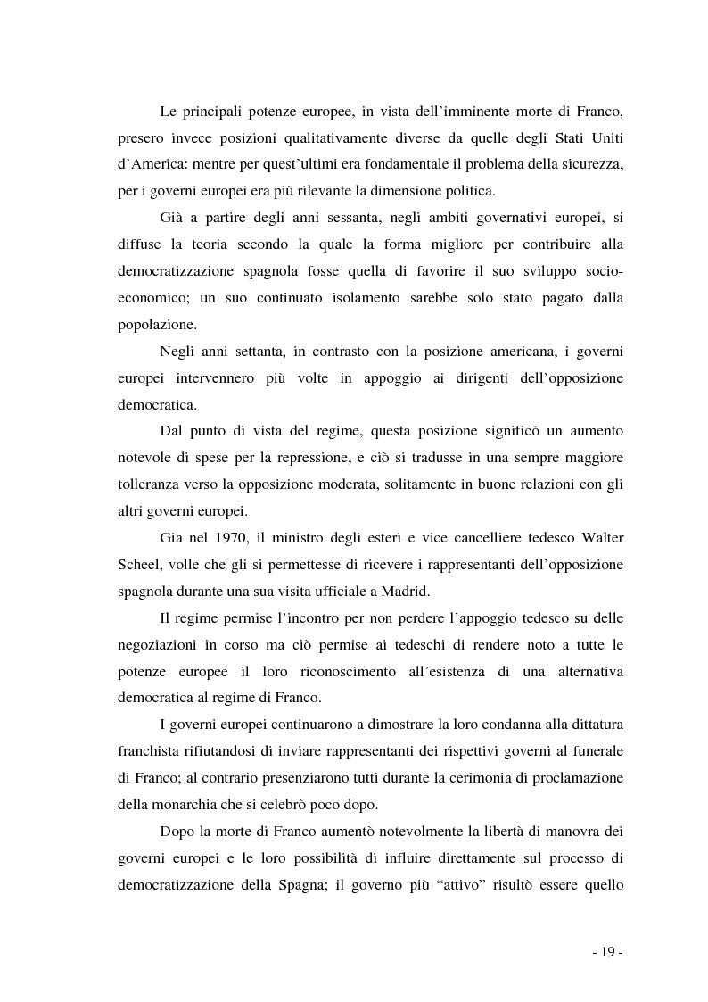 Anteprima della tesi: L'evoluzione politico economica della Spagna: dalla fine della dittatura all'arrivo dell'Euro, Pagina 14