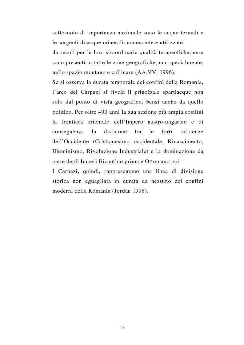 Anteprima della tesi: Gli investimenti italiani in Romania, Pagina 15