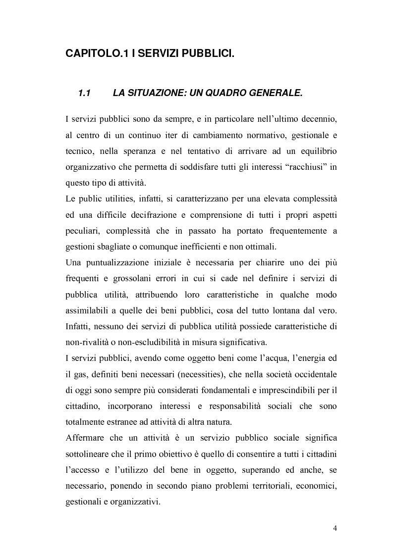 Anteprima della tesi: Tendenze evolutive nella gestione delle risorse idriche. L'esperienza di Amps Parma., Pagina 3