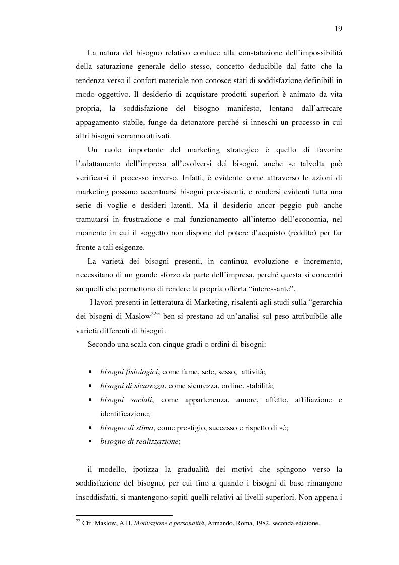 Anteprima della tesi: Branding e competizione internazionale: l'approccio strategico del ''Tribal Marketing''. Il caso Mecca-Cola, Pagina 14