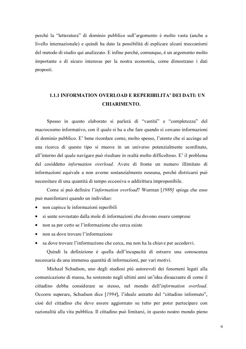 Anteprima della tesi: Un caso di studio fondato su dati di dominio pubblico. L'esempio dello studio del caso Fiat, Pagina 6