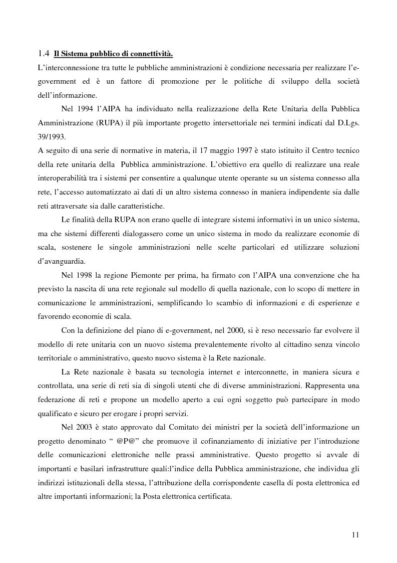 Anteprima della tesi: La nuova Costituzione Digitale : Le Firme Elettroniche., Pagina 6