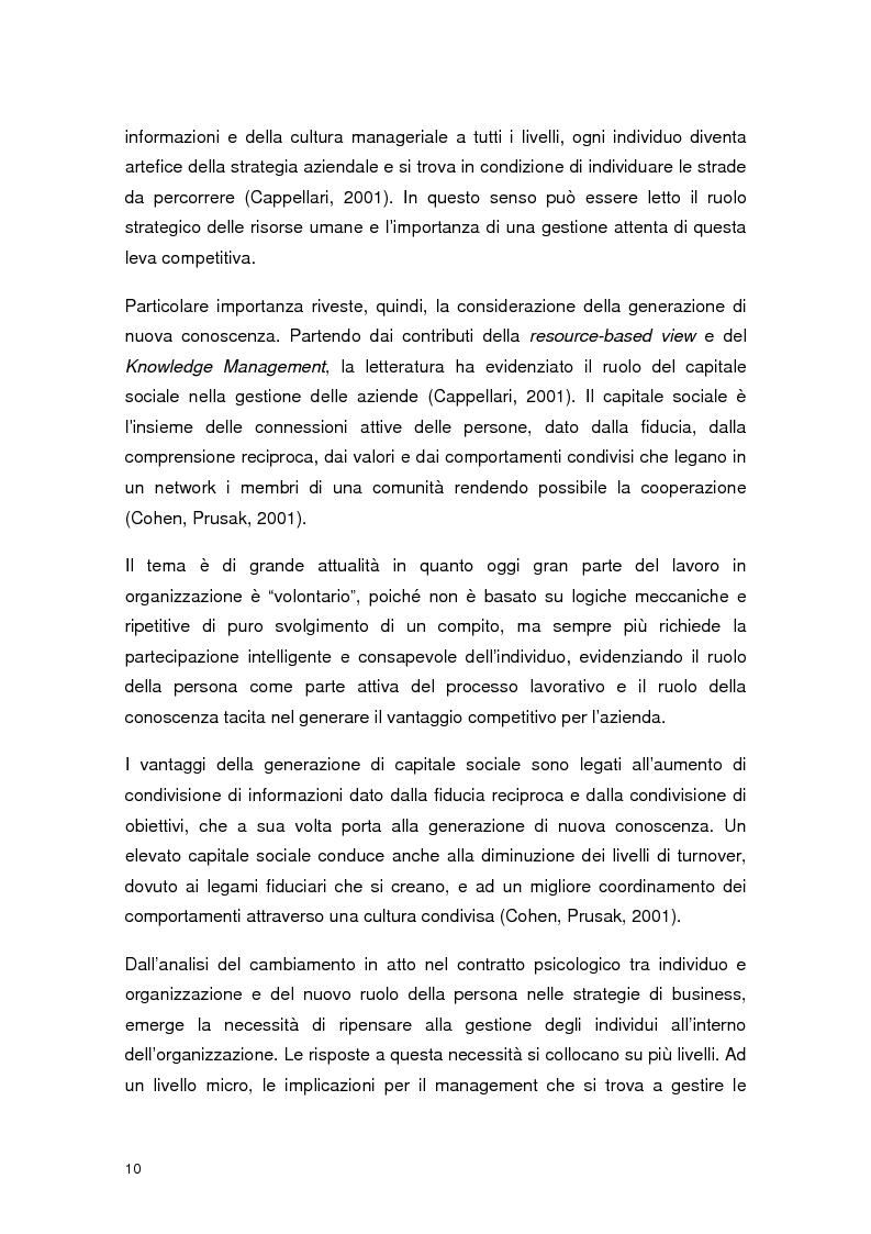 Anteprima della tesi: L'ascolto delle relazioni interne: modelli e prospettive di ricerca, Pagina 9