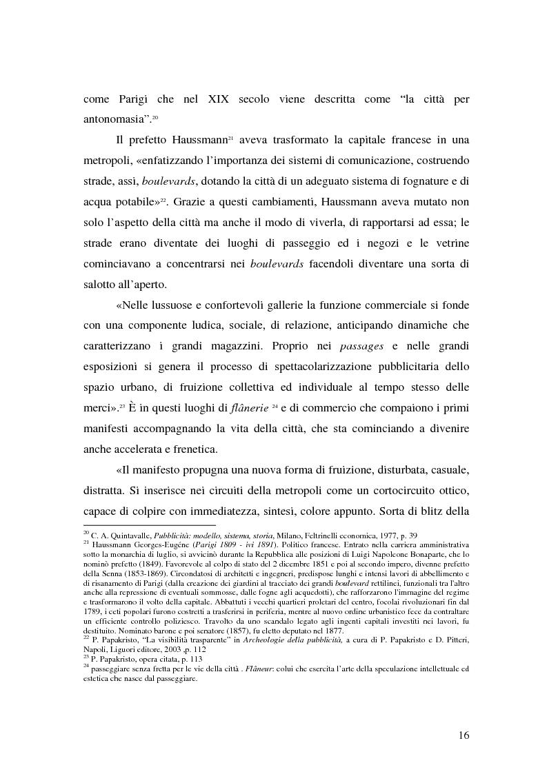 Anteprima della tesi: L'arte del manifesto al tempo della réclame: il caso Campari, Pagina 13