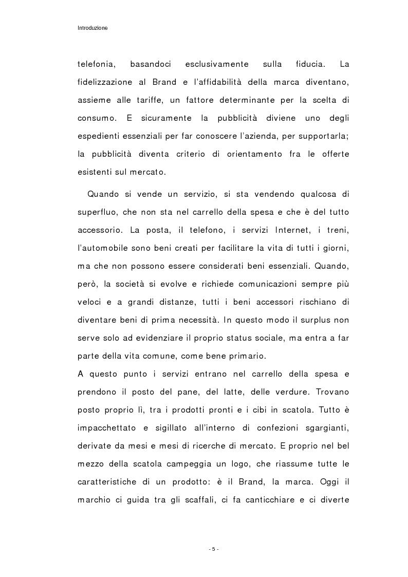 Anteprima della tesi: Ripetizione e similarità. Directories assistance in pubblicità, Pagina 3