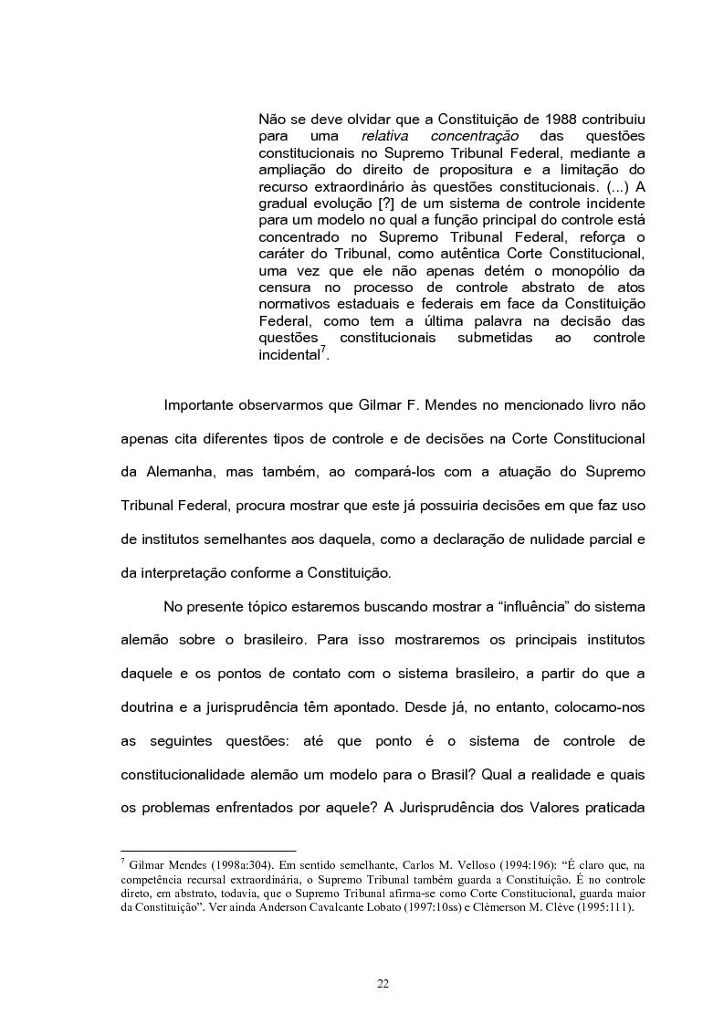 Anteprima della tesi: Controle Judicial de Constitucionalidade das Leis e Atos Normativos: contribuição para a construção de uma democracia cidadã no Brasil, Pagina 15